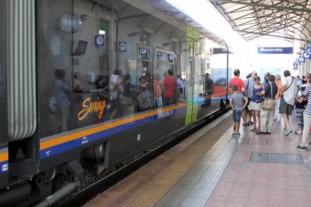 inaugurazione treno swing stazione macerata_Foto LB (3)