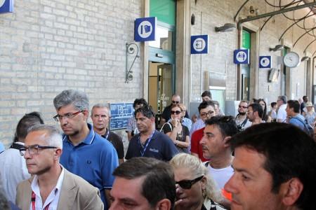 inaugurazione treno swing stazione macerata_Foto LB (9)