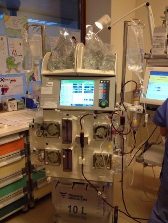 macchinario ospedale foto carlini claudio