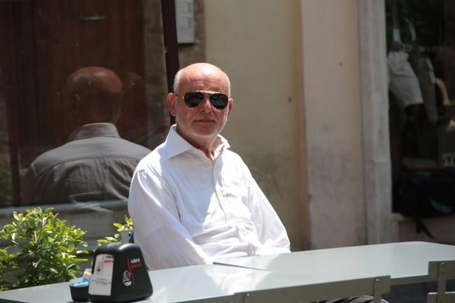 presentazione nuovo allenatore Maceratese Bucchi scattolini foto ap 11