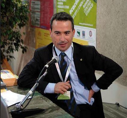 Il vice presidente nazionale di Legambiente, Stefano Ciafani