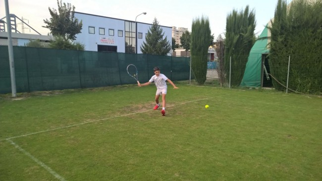 Campo Tennis 5