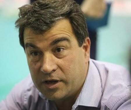 Coach Gianluca Graziosi