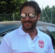 Massimo Ganci, attaccante della Maceratese