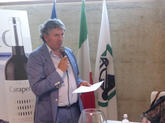 Giuseppe Pezzanesi primo incontro regione comuni giunta itinerante 201520