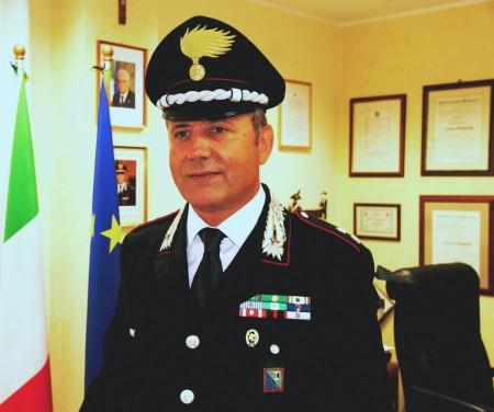 Maggiore Cosimo Lamusta