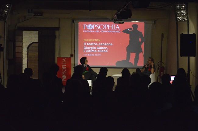 Philofiction con Lucrezia Ercoli e Elena Torre