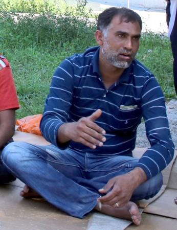 Profughi pakistani Collevario Macerata_Foto LB (3)
