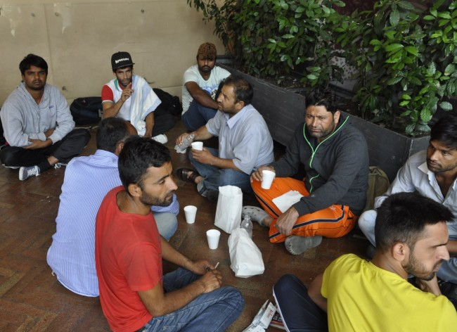 Rifugiati agosto 2015 Macerata Foto MS 11