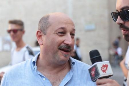 Anche l'assessore Narciso Ricotta risponde alle domande di Cmtv su San Giuliano