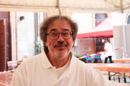 Virginio Micozzi, presidente della Pro Loco di Macerata