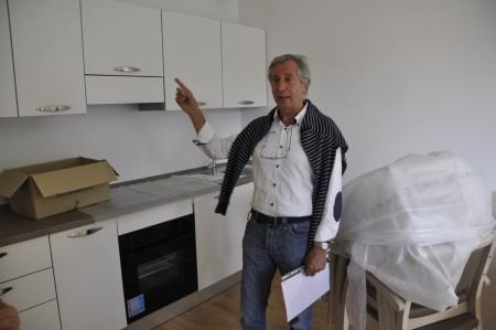 Mario Sperandini illustra i nuovi servizi
