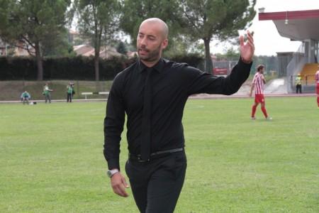Maceratese vs Lucchese stadio Helvia Recina prima di campionato bucchi foto ap 12