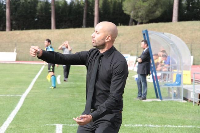 Maceratese vs Lucchese stadio Helvia Recina prima di campionato bucchi foto ap 6