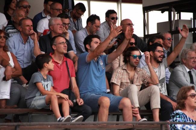Maceratese vs Lucchese stadio Helvia Recina prima di campionato foto ap 17
