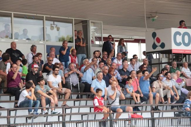 Maceratese vs Lucchese stadio Helvia Recina prima di campionato foto ap 18