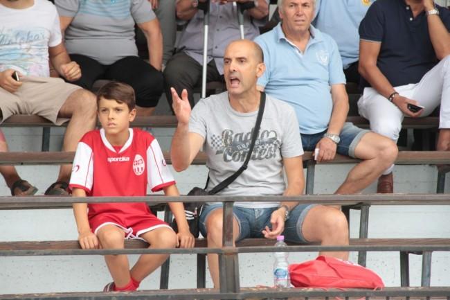 Maceratese vs Lucchese stadio Helvia Recina prima di campionato foto ap 20