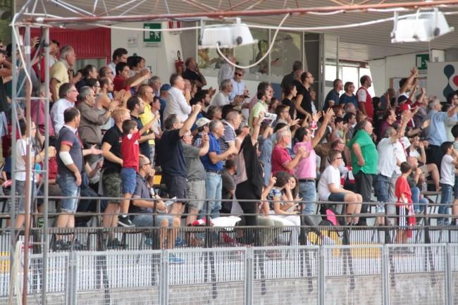Maceratese vs Lucchese stadio Helvia Recina prima di campionato foto ap 23