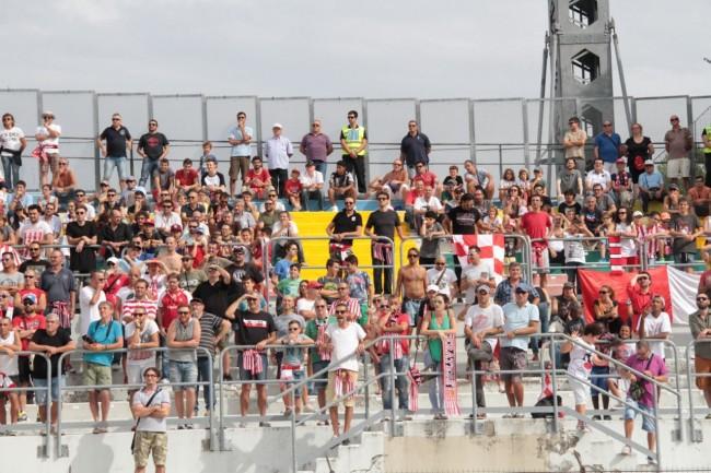 Maceratese vs Lucchese stadio Helvia Recina prima di campionato foto ap 8