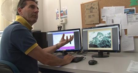Piero Farabollini, responsabile corso di laurea Unicam in Scienze geologiche, naturali e ambientali