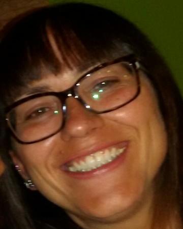 Tamara Santamarianova, 43enne di Cingoli, insegnante di sostegno ha ottenuto l'assegnazione dell'incarico a tempo indeterminato in provincia di Bergamo