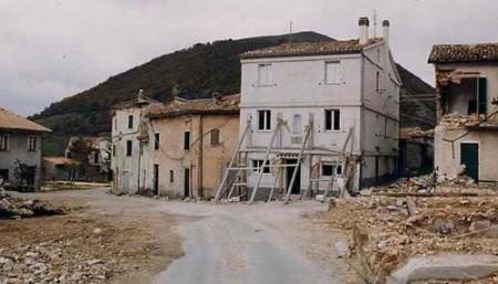 Terremoto a Cesi