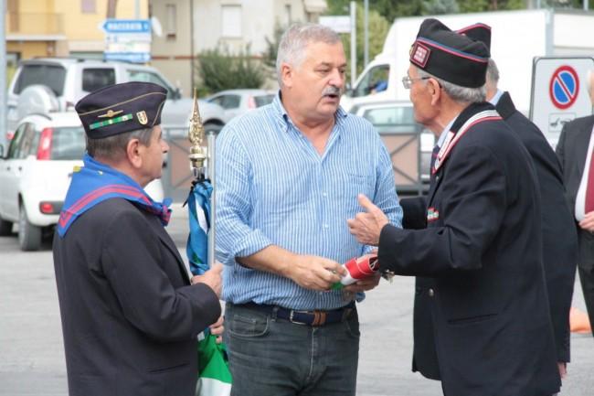 cerimonia carabinieri a piediripa salvo d'acquisto 2015 assessore canesin foto ap 19