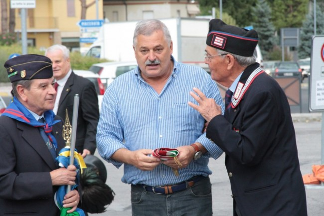 cerimonia carabinieri a piediripa salvo d'acquisto 2015 assessore canesin foto ap 20