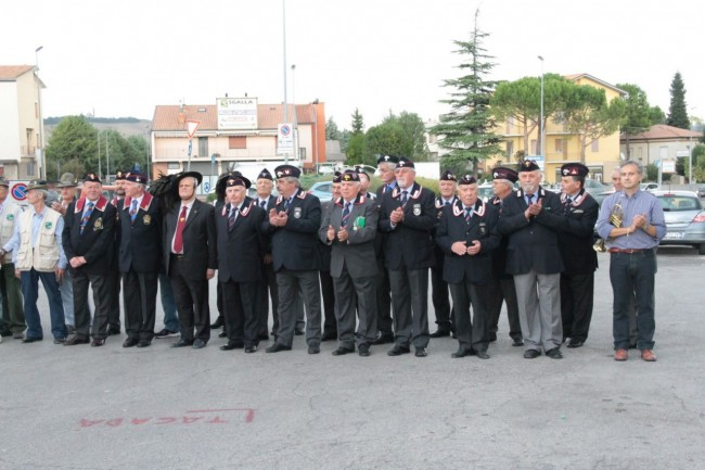 cerimonia carabinieri a piediripa salvo d'acquisto 2015 foto ap 12