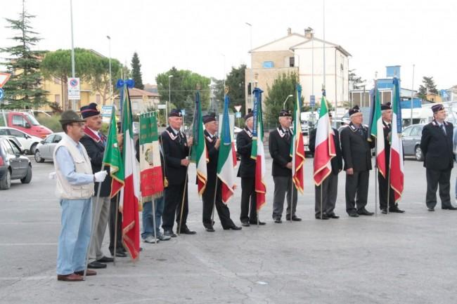 cerimonia carabinieri a piediripa salvo d'acquisto 2015 foto ap 2