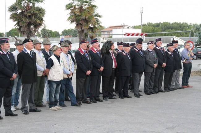 cerimonia carabinieri a piediripa salvo d'acquisto 2015 foto ap 5