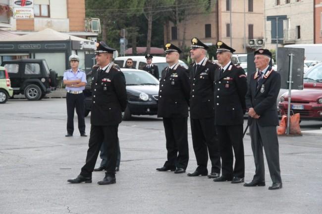 cerimonia carabinieri a piediripa salvo d'acquisto 2015 foto ap 8