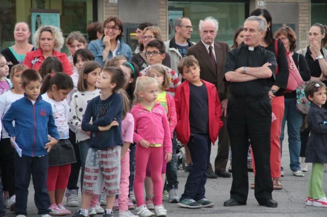 cerimonia carabinieri a piediripa salvo d'acquisto 2015 foto ap 9