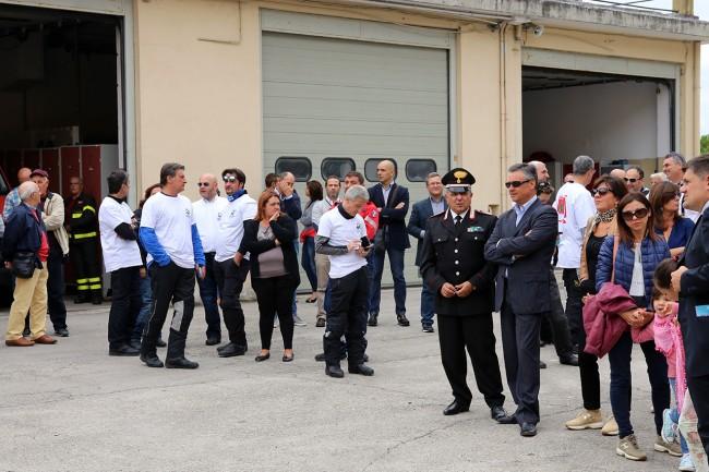 consegna moto torregiani vigili del fuoco_Foto LB (11)