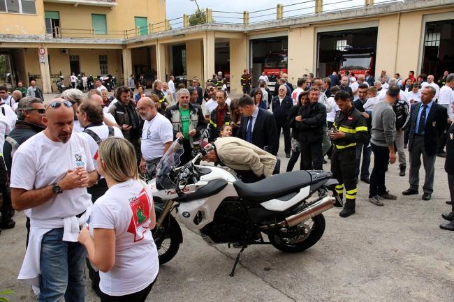 consegna moto torregiani vigili del fuoco_Foto LB (8)