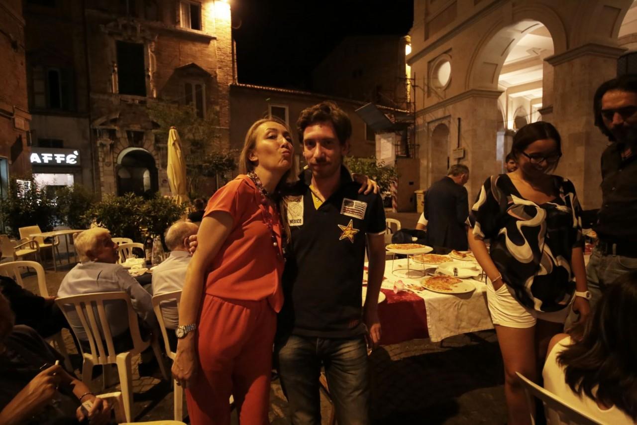 festa cena compleanno cronache maceratesi cm 7 anni di gusto italiano macerata foto ap 12