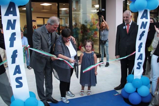 inaugurazione nuova sede anffas a macerata foto ap 28