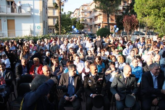 inaugurazione nuova sede anffas a macerata foto ap 3