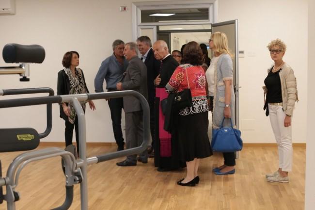 inaugurazione nuova sede anffas a macerata foto ap 35