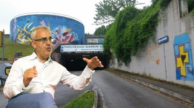 Il sindaco Carancini illustra l'operazione ParkSì