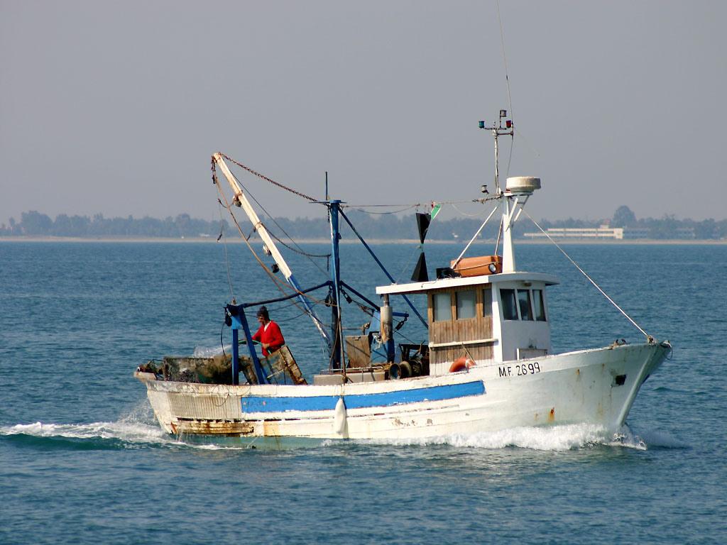 Dal 16 scatta fermo per 200 barche