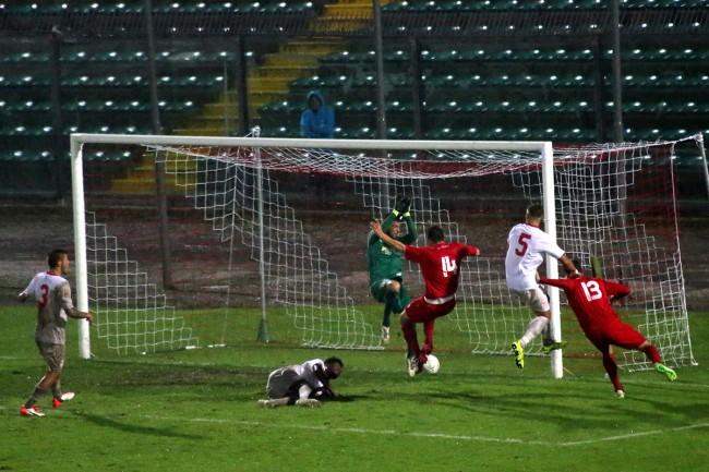 Gol Ancona fuori gioco_Foto LB