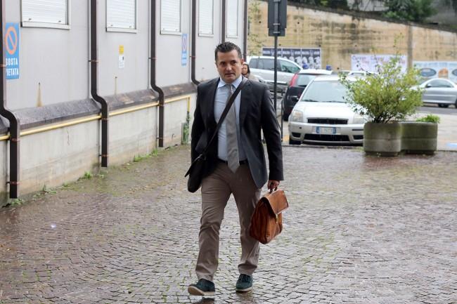 L'avvocato Mauro Riccioni