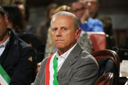 Luca Giuseppetti, sindaco di Caldarola