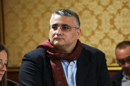 Il consigliere regionale Sandro Bisonni