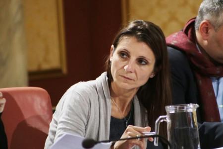Romina Pergolesi, consigliere regionale del Movimento 5stelle