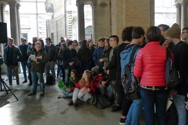 flash mob dante 3