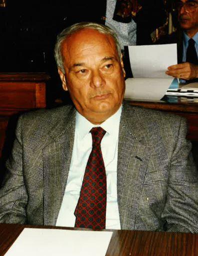 Giovanni Meriggi in Consiglio comunale