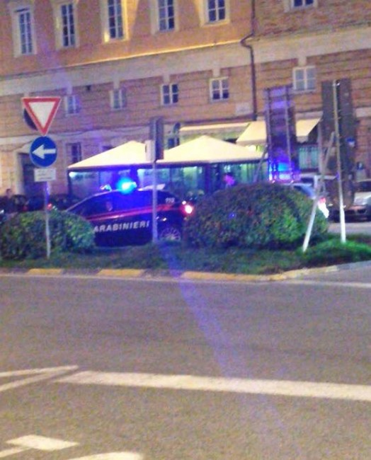 lite corso Cavour carabinieri 4