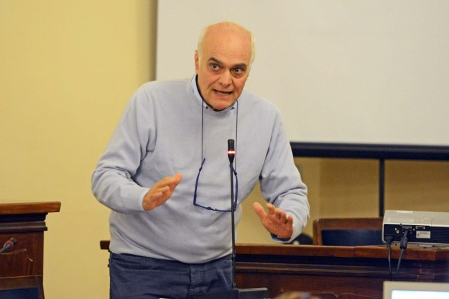 L'ex sindaco Massimo Mobili